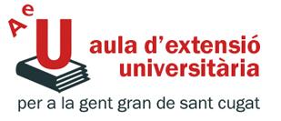 Aula d'extensió universitària Logo