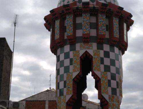CASA VICENS – Antoni Gaudí – (29/01/2020)